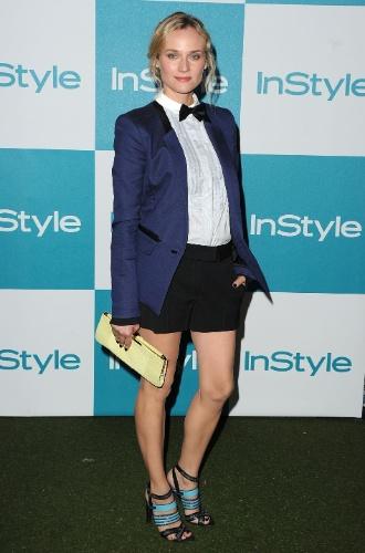 Diane Kruger InStyle Summer Soiree (10/08/2011)