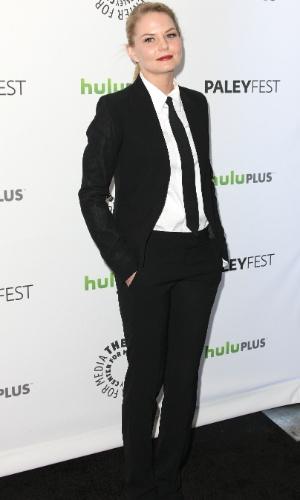 "Jennifer Morrison durante evento da série ""Once Upon A Time"", em Beverly Hills (04/03/2011)"