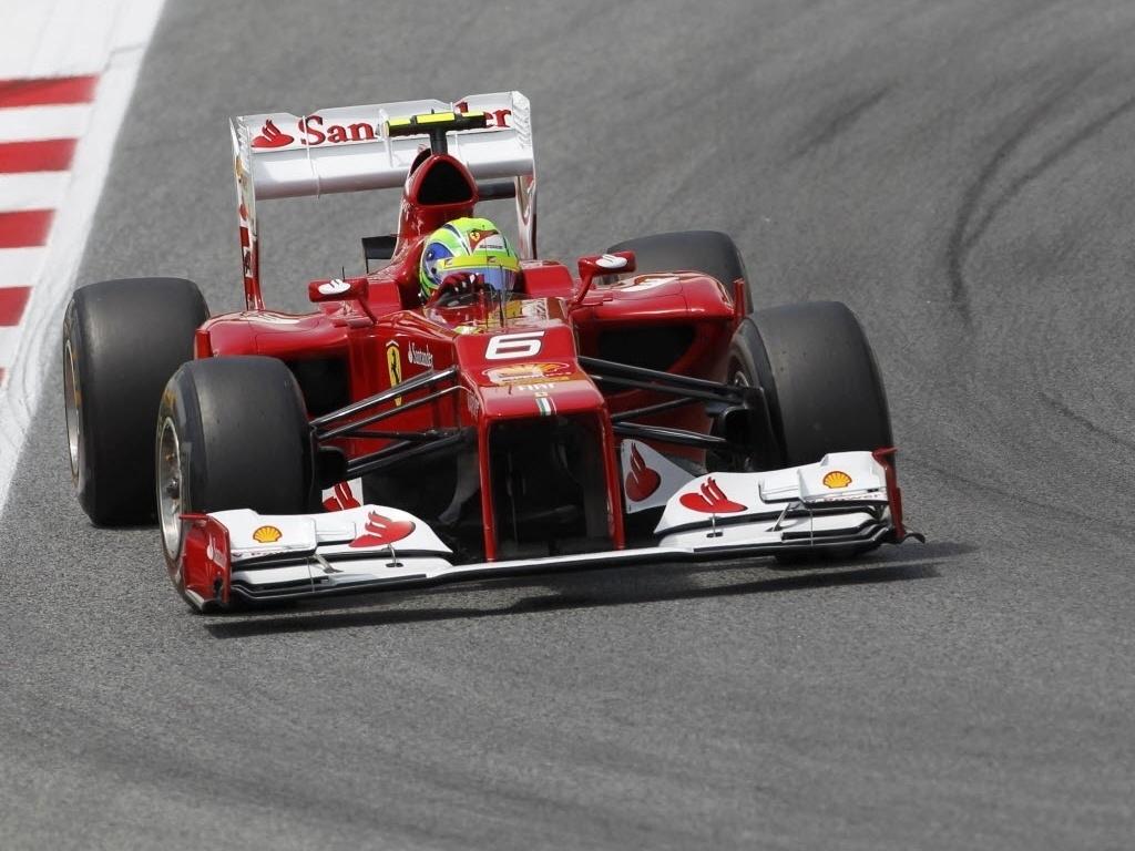 O brasileiro Felipe Massa, da Ferrari, teve problemas e vai largar na 16ª posição
