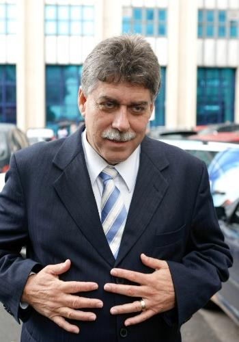 23.fev.2012 - O senador João Ribeiro (PR-TO) se tornou réu em uma ação penal, sob acusação de crimes de trabalho escravo feita pelo Ministério Público do Pará