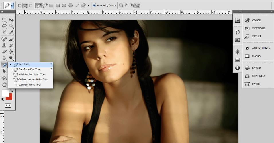 Criar imagem Avenida Brasil no Photoshop
