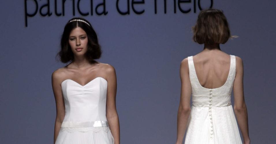 Desfile Yoana Montez e Patricia de Melo na Barcelona Bridal Week (10.05.2012)