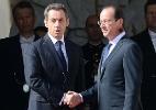 François Hollande toma posse como novo presidente da França - AFP