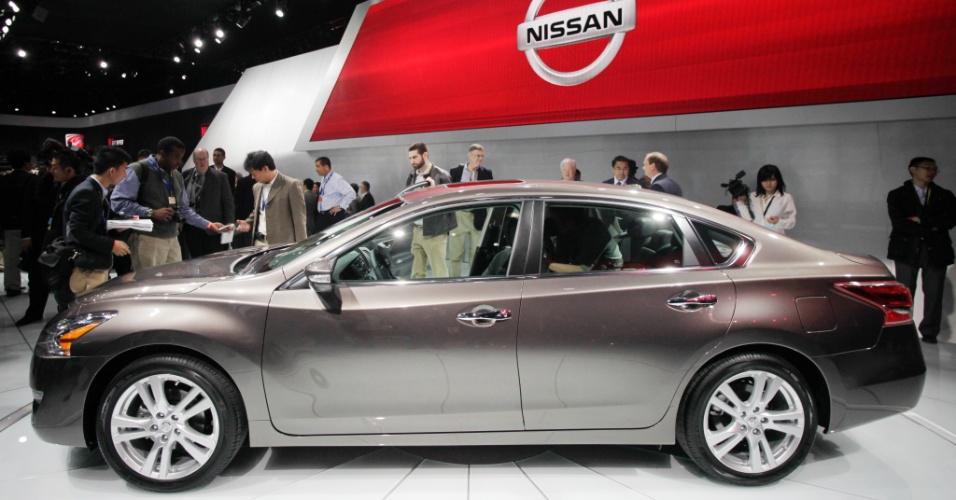 Altima 2013 custará entre US$ 22.500 e 30.080 (de R$ 45 mil a 61.100) nos EUA, onde geração atual do Fusion é vendida parte de US$ 20.700 (R$ 41.400). No Brasil, modelo da Ford começa em R$ 83 mil