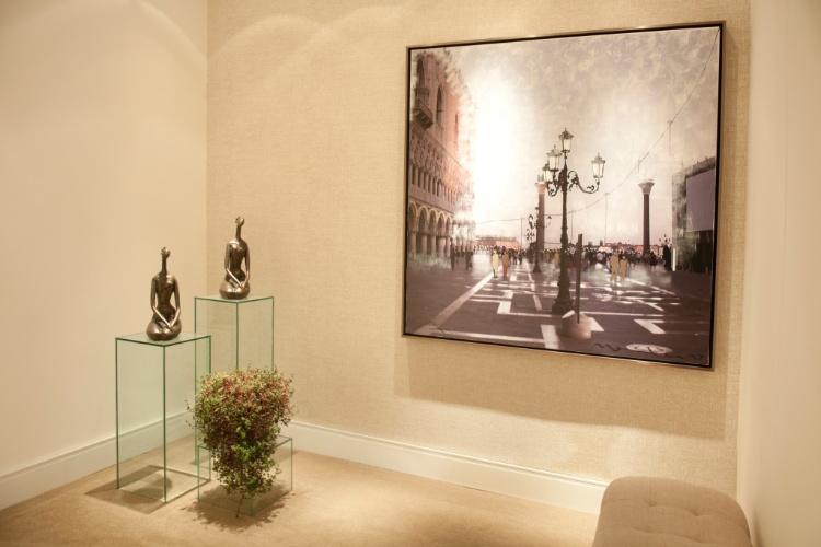 Casa Cor SC - 2012 - Circulação da Casa planejada pela galerista Helena Neckel