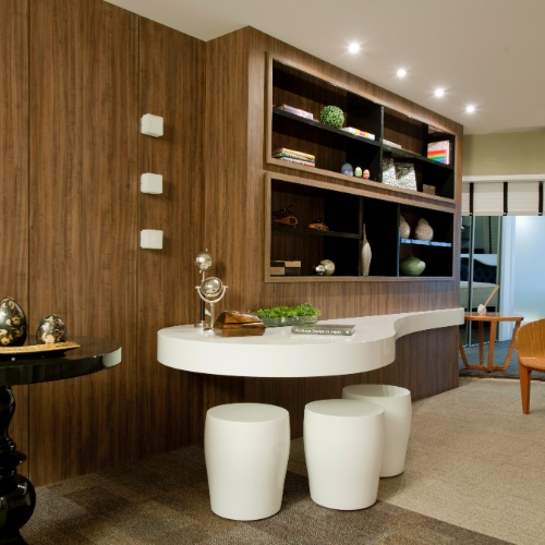 Casa Cor SC - 2012 - Espaço Inspiração do Artesão assinado pela arquiteta Helen Rezende