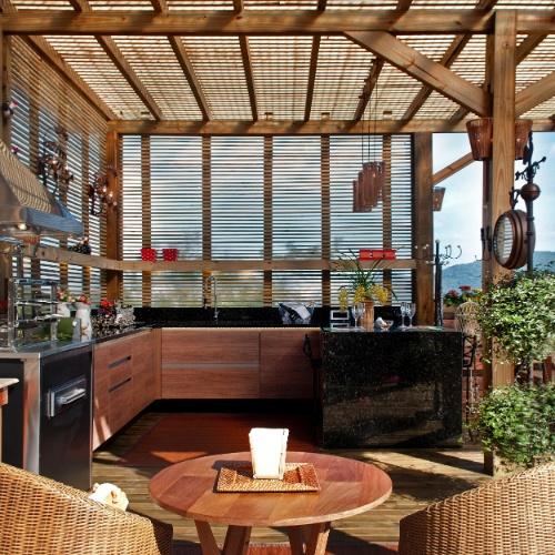 Casa Cor SC - 2012 - Jardim da Lagoa assinado por Rosangela Buitoni e Adriano Hillesheim