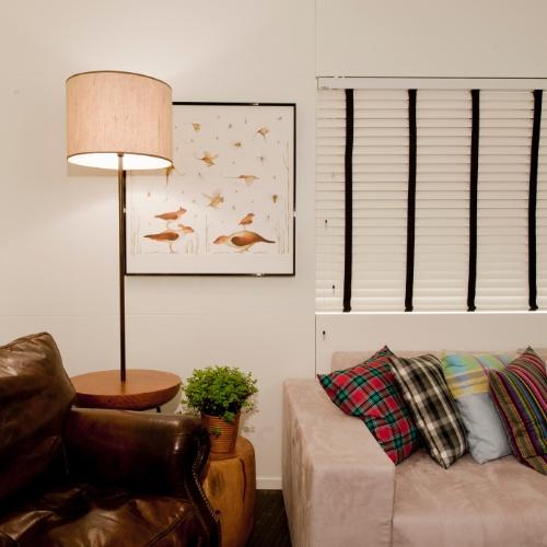Casa Cor SC - 2012 - Loft do Chef criado pelo arquiteto Rico Mendonça