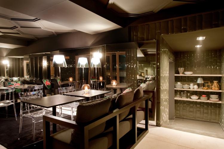 Casa Cor SC - 2012 - Restaurante, projeto do arquiteto Tufi Mousse