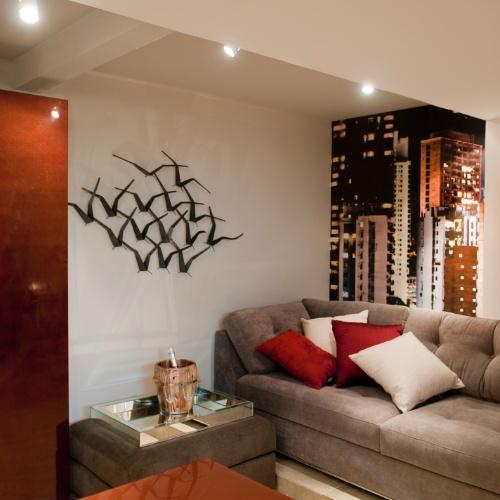 Casa Cor SC - 2012 - Toca Urbana assinada pelas arquitetas Patricia Bossle e Thais Giusti