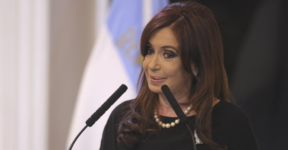 Cristina Kirchner
