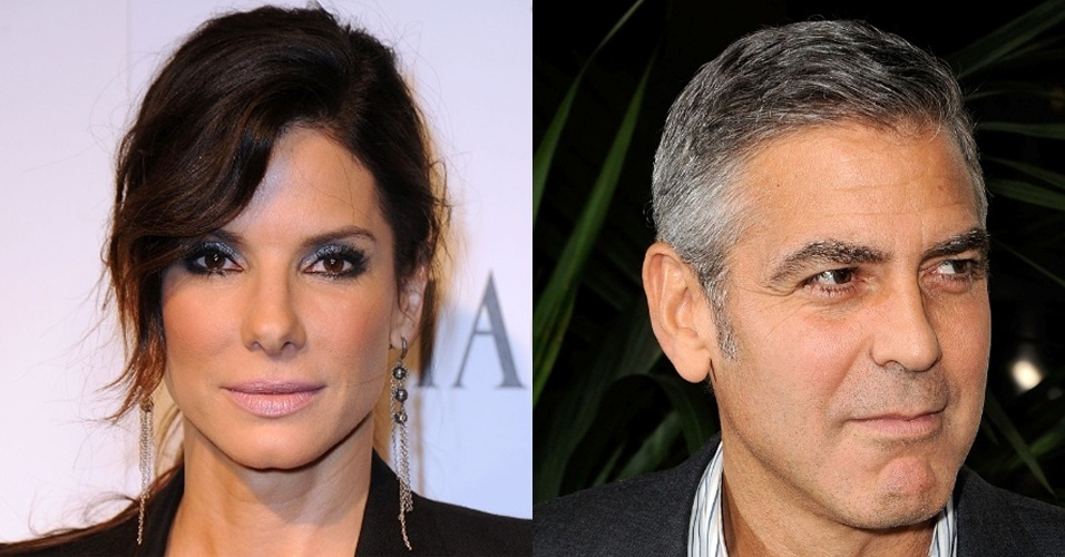 Sandra Bullock e George Clooney esto no longa 