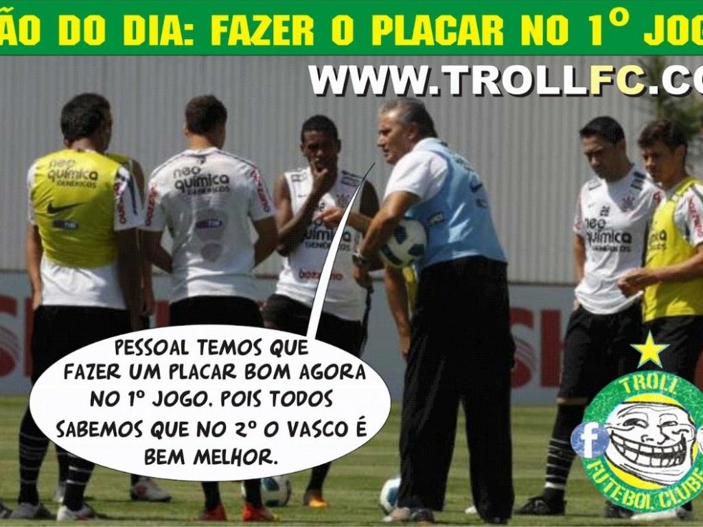 Tite destaca importância do primeiro jogo do Corinthians contra o Vasco
