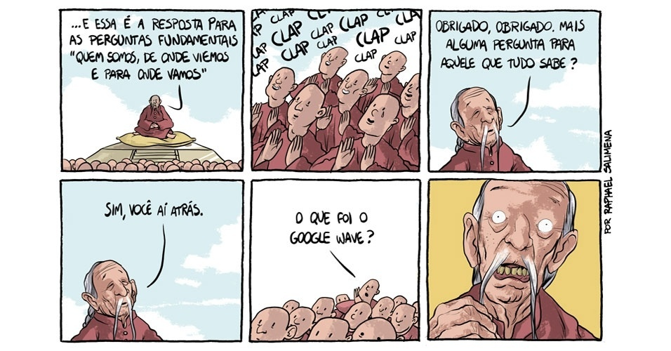 Aquele que tudo sabe