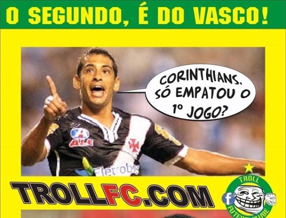 Corneta FC: Diego Souza manda recado para corintianos