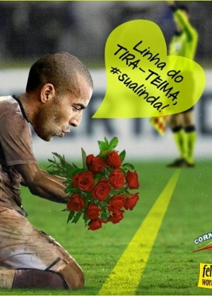 Corneta FC: Tira-teima salva Corinthians e Sheik agradece