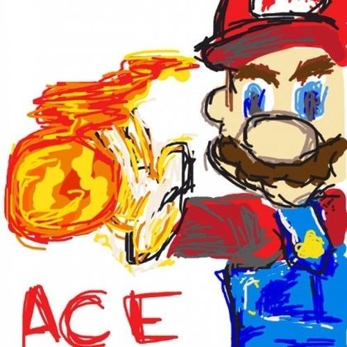 """De forma acertada, Mario vira referência quando o assunto é """"fireball"""" (bola de fogo)"""