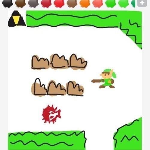 """Eis o saudoso """"The Legend of Zelda"""", o primeiro game da série, lançado para o NES em 1986"""