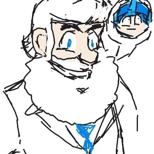 """Em vez de fachos de luz, esse usuário recorreu ao criador de Mega Man para dar a dica da palavra """"light"""""""