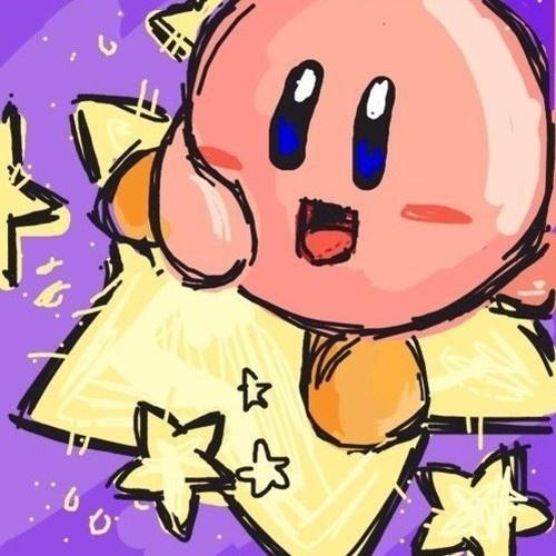 """Kirby, o personagem comilão da Nintendo, é um dos termos inclusos em """"Draw Something"""""""