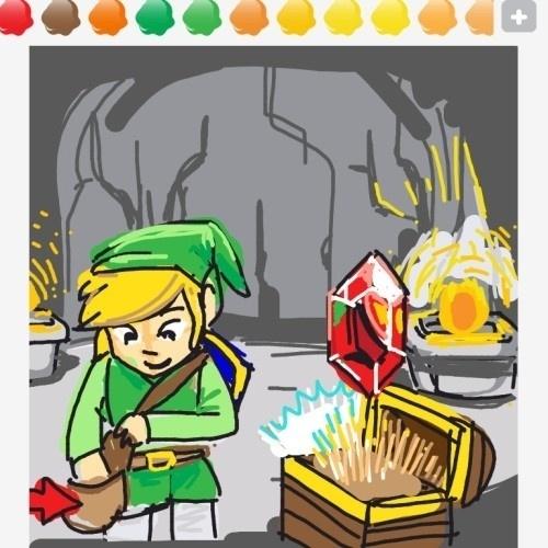 """Link está em todas! Agora, só resta deduzir o nome da bolsinha mágica que cabe tudo usado pelo personagem de """"The Legend of Zelda"""""""