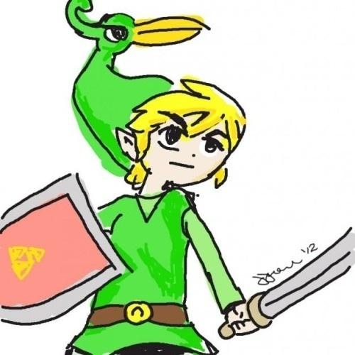 """Link pode ser tanto uma abreviação de hyperlink como o protagonista de """"The Legend od Zelda"""", mas os fãs de games preferem o primeiro, pelo jeito"""