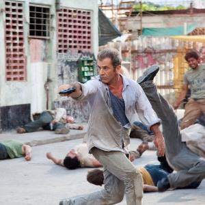 """Mel Gibson em cena do filme """"Plano de Fuga"""""""