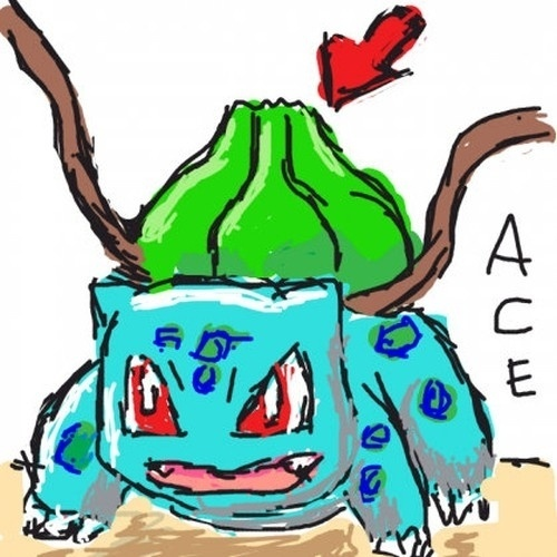 Para falar de bulbo - aquela estrutura vegetal que lembra uma cebola -, o jeito foi fazer o pokémon Bulbasaur
