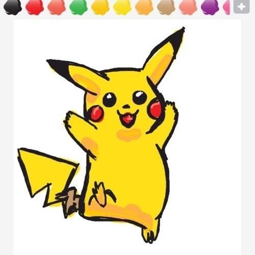 """Pikachu é um dos desenhos mais populares em """"Draw Something"""""""