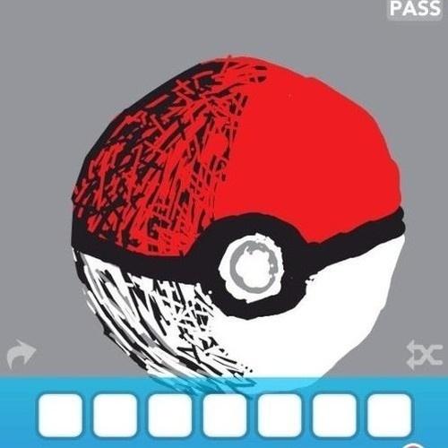 """Sete letras e uma pokébola. A resposta é bem fácil, principalmente para fãs de """"Pokémon"""""""