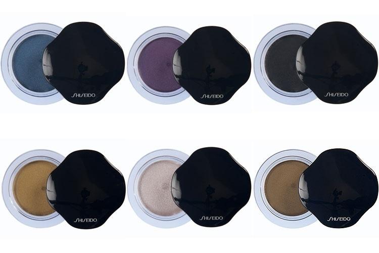 Sombras cremosas Shiseido