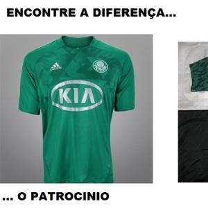 Corneta FC: Encontre a diferença entre os uniformes dos Guaranis