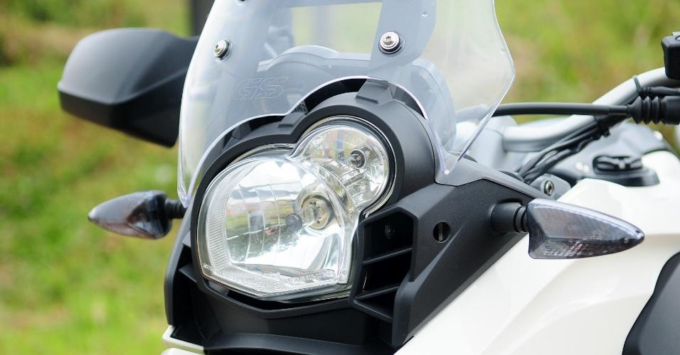 G 650 GS tem conjunto óptico atualizado na linha 2012