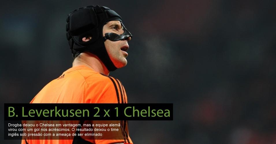 Bayer Leverkusen 2 x 1 Chelsea