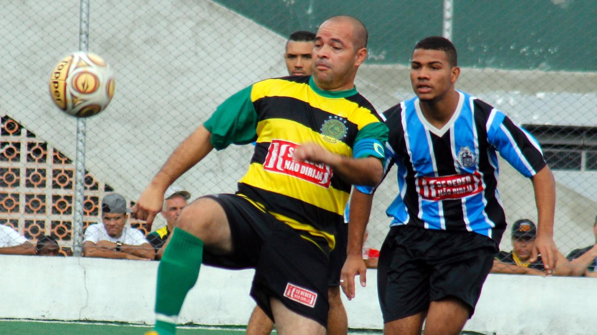 Lagoinha (Amarelo) 1 X 0 Grêmio Cachoeirinha (Preto)