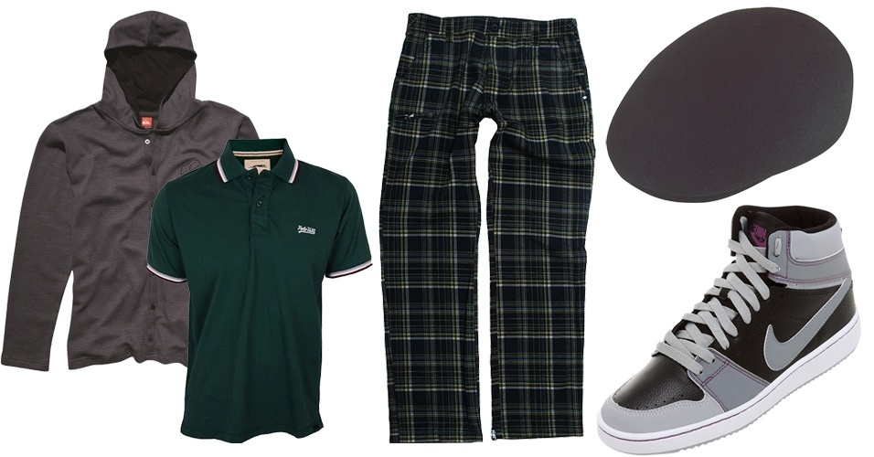 A nova geração do hip hop tem incorporado ao seu guarda-roupa peças como a camisa polo, chapéu e boina