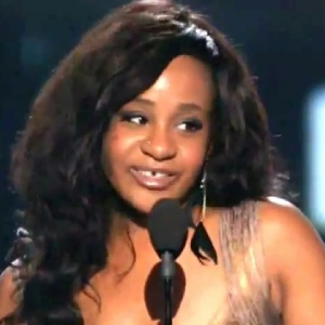 Bobbi Kristina Brown, filha de Whitney Houston