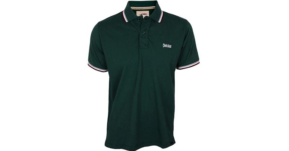 Camisa polo de algodão; R$ 59,80, na Polo USA