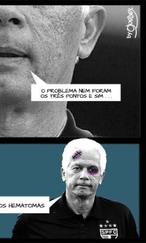 Corneta FC: São Paulo vai ao Rio e traz três pontos
