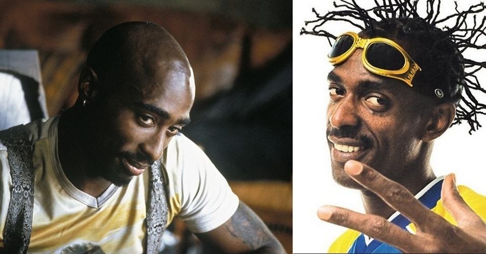 Na vida real, ainda existe a violência que fez com que dois dos maiores rappers da história como o norte-americano 2Pac e o brasileiro Sabotage fossem assassinados em 1996 e 2003, respectivamente