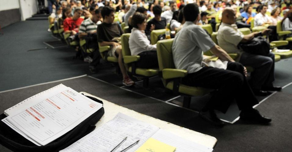Os professores da UFRJ (Universidade Federal do Rio de Janeiro) decidiram, nesta terça-feira (22), entrar em greve por tempo indeterminado