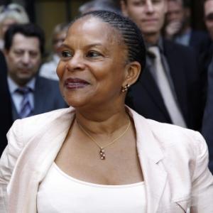 Christiane Taubira é ministra da Justiça da França