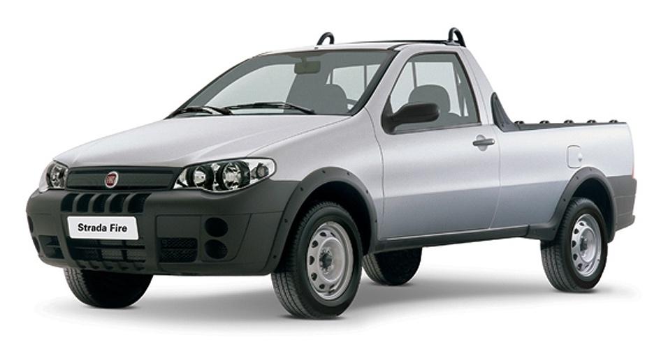 6º lugar: Fiat Strada -- Fire 1.4: R$ 30.640 (era R$ 31.990)