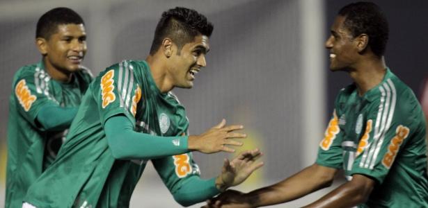 O Palmeiras já pegou o Paraná e o Atlético-PR na Arena Barueri, pela Copa do Brasil