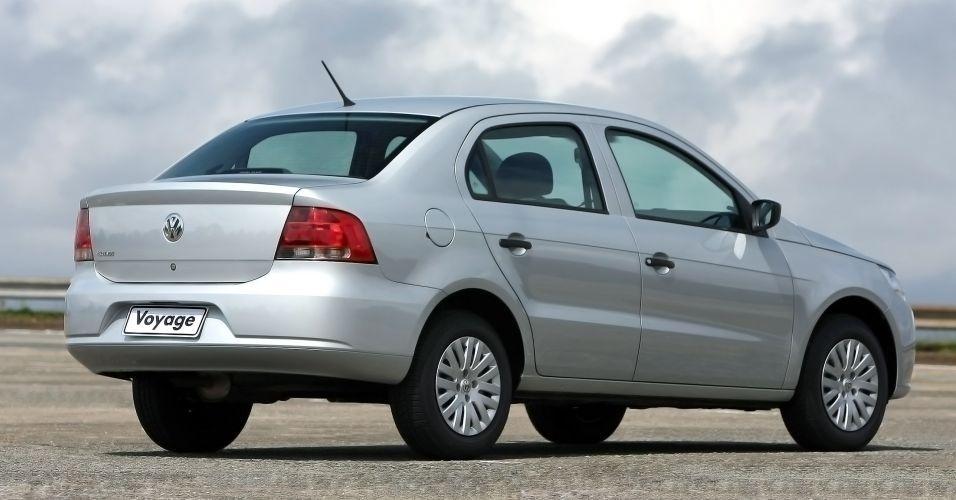 Volkswagen Voyage 1.0: R$ ?????? (era R$ 33.200)