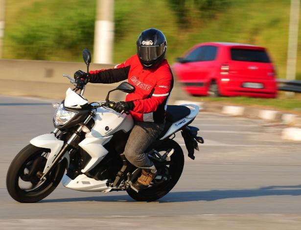 Dafra Next 250 chega para encarar Honda CB 300R e Yamaha Fazer YS 250
