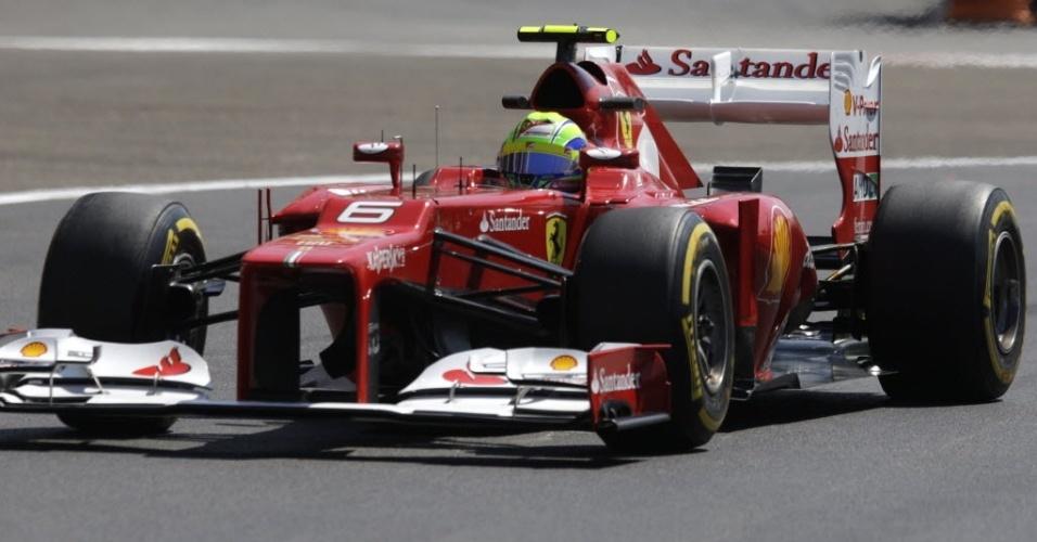 O brasileiro Felipe Massa afirmou que espera que Mônaco represente um novo começo para ele na temporada da F-1