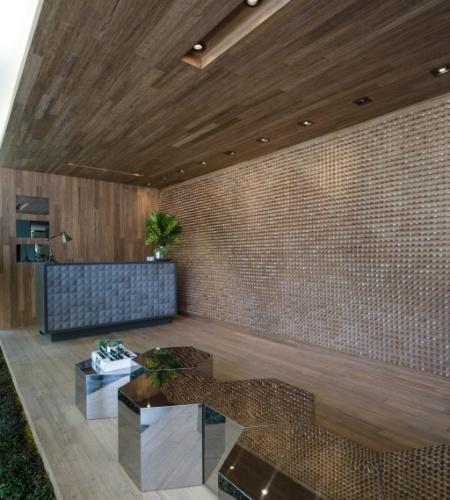 Triplex Arquitetura - Mostra Black 2012