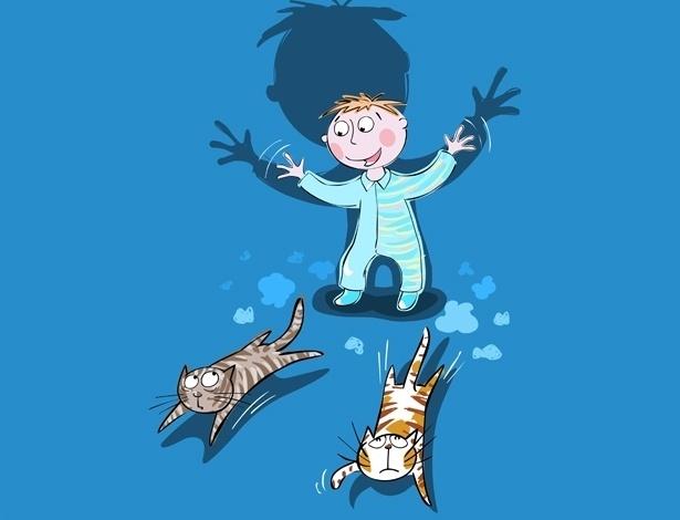 """Canções como """"Atirei o Pau no Gato"""" podem influenciar na personalidade e no caráter da criança?"""