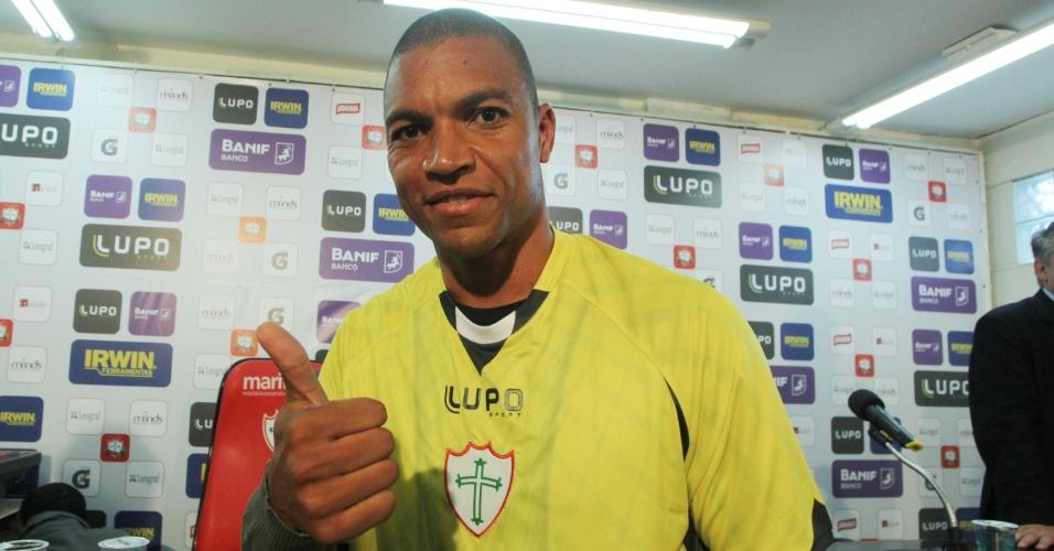 Dida disse que sua volta a futebol brasileiro representa um recomeço